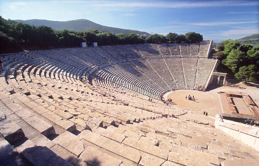 Epidaurus Festival: