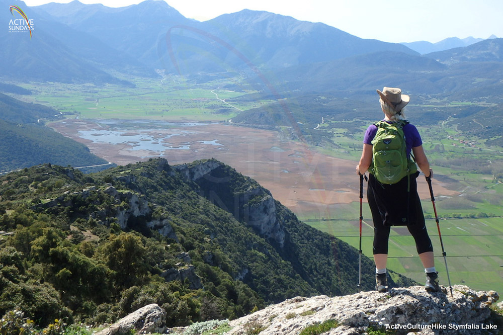 Hiking in Corinthia: