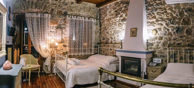 archontiko room